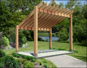 Customer Traditional Amp Contemporary Pergola Photo Gallery