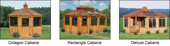 Cabana Design Ideas | Fifthroom.com