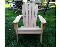 Kidu0027s Cypress Adirondack Chair