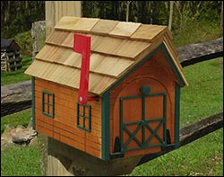 featured mailboxes - Decorative Mailboxes