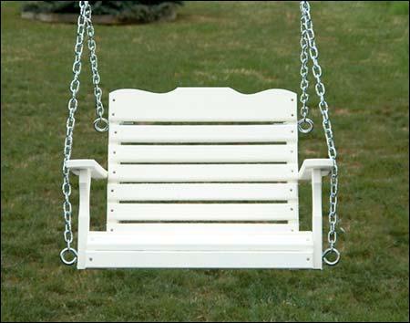 Poly Lumber Kid's Swing