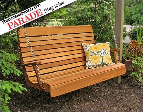 Woodwork High Back Porch Swing Plans Pdf Plans