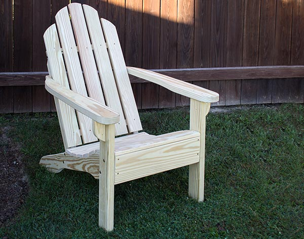 Treated Pine Kennebunkport Chair