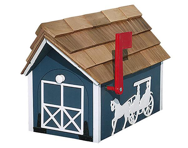 Horse-N-Buggy Mailbox