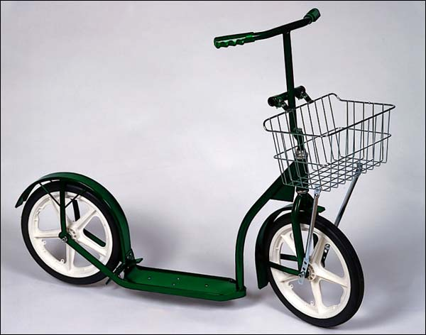 The Comet Scooter