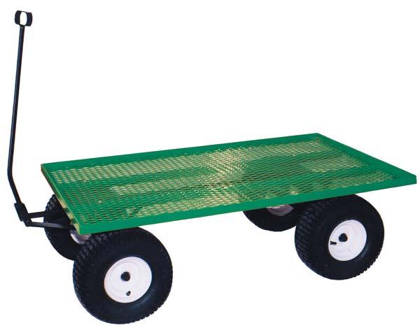 """24"""" x 48"""" Steel Bed Wagon"""