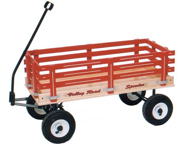 Defender Wagon
