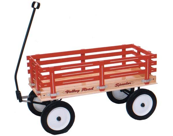 Badger Wagon