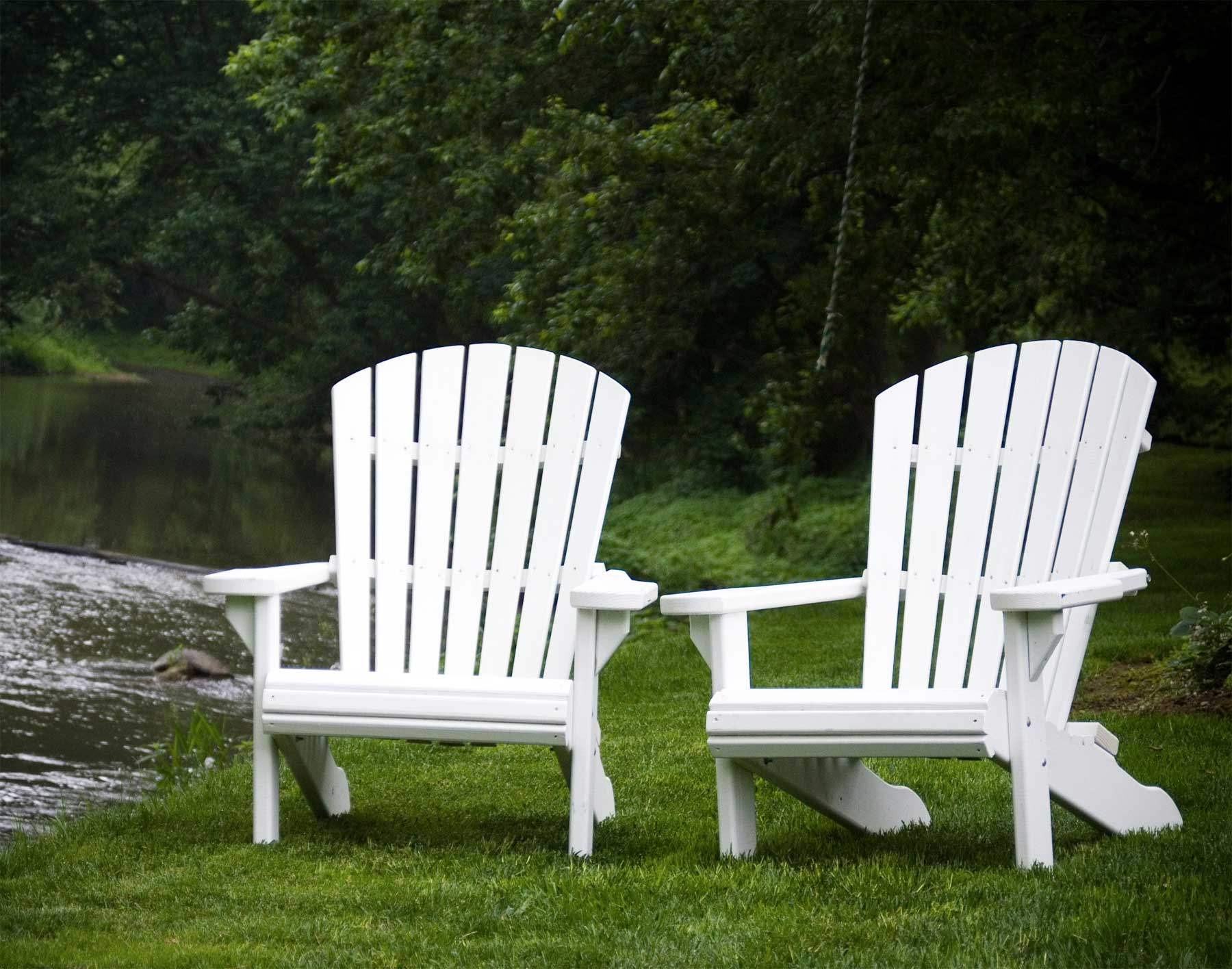 Treated Pine Adirondack Chair