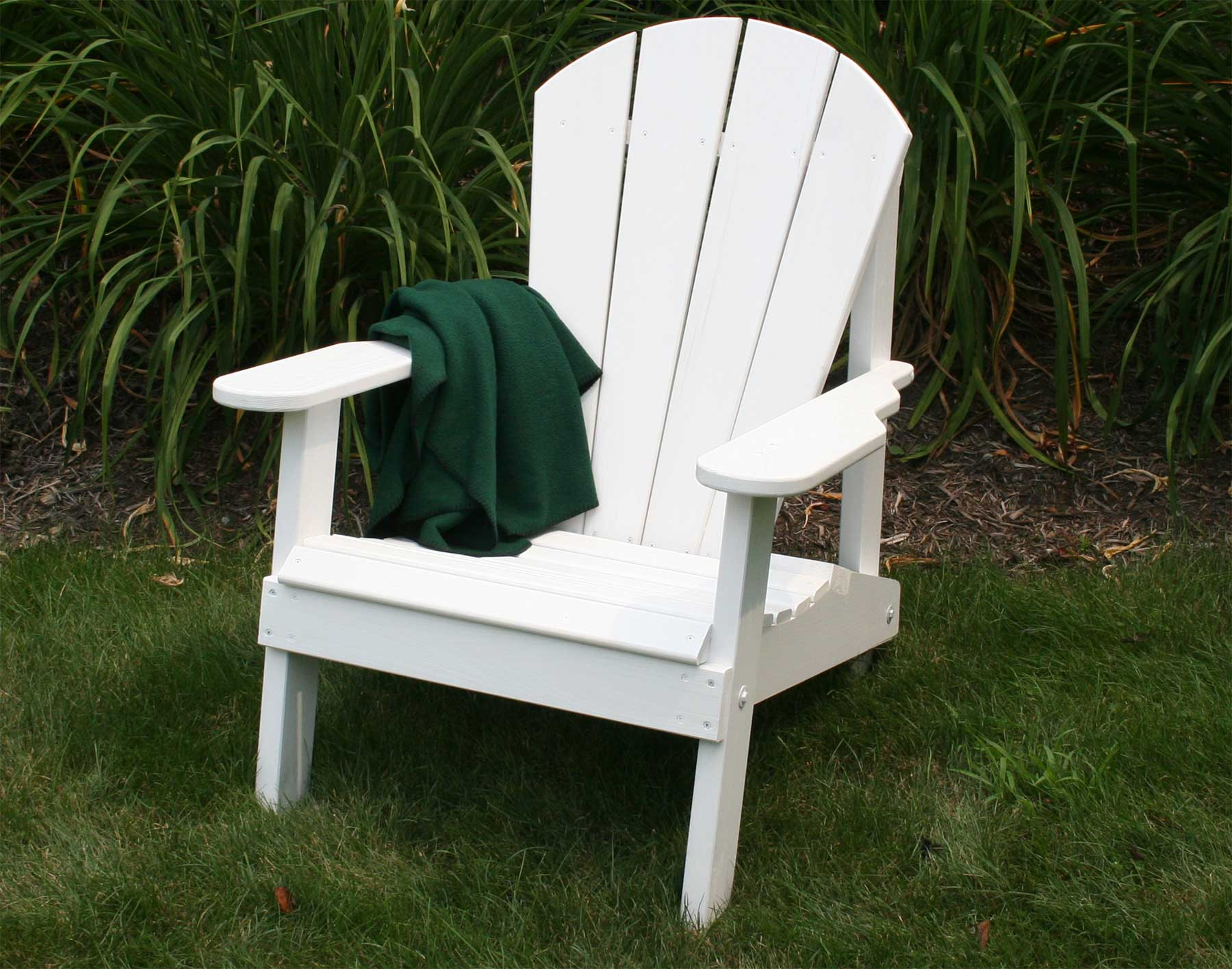 Red Cedar Southern Wide Slat Adirondack Chair