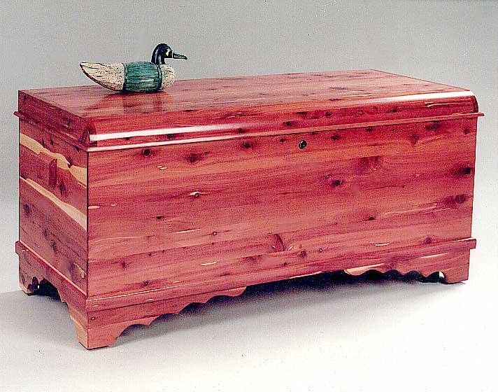 Cedar Chest Designs Free