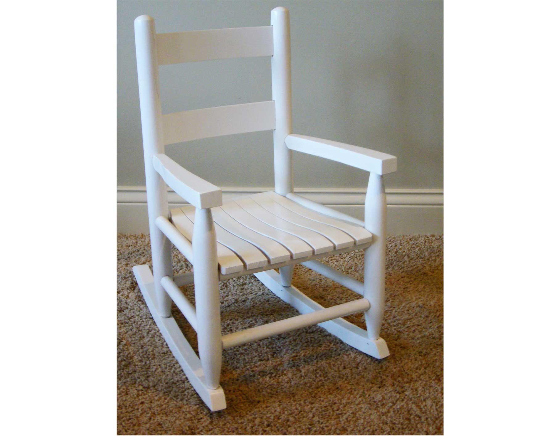 Ash Kid s Rocking Chair