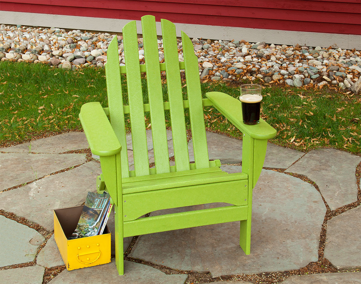 polywood adirondack chair