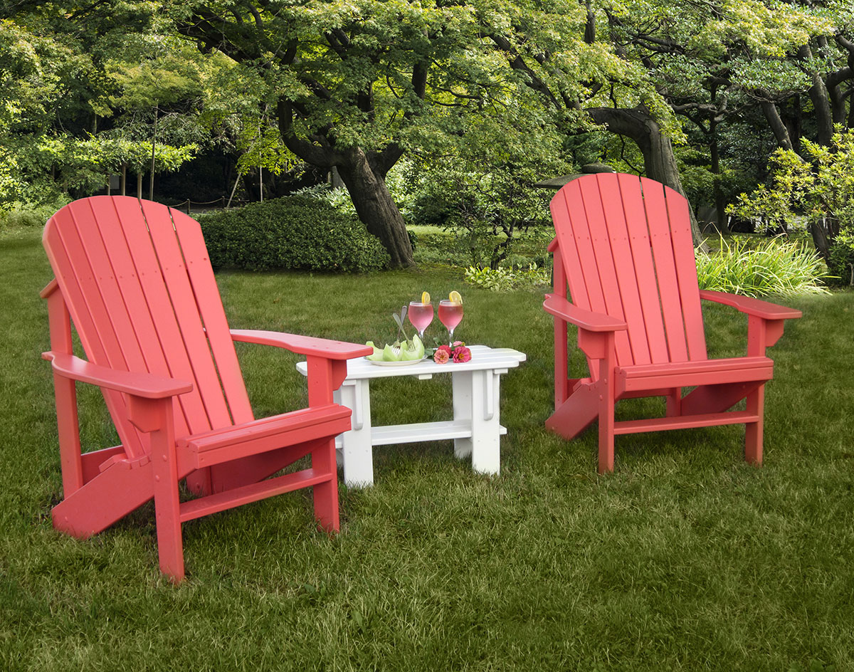 Cypress Adirondack Chair