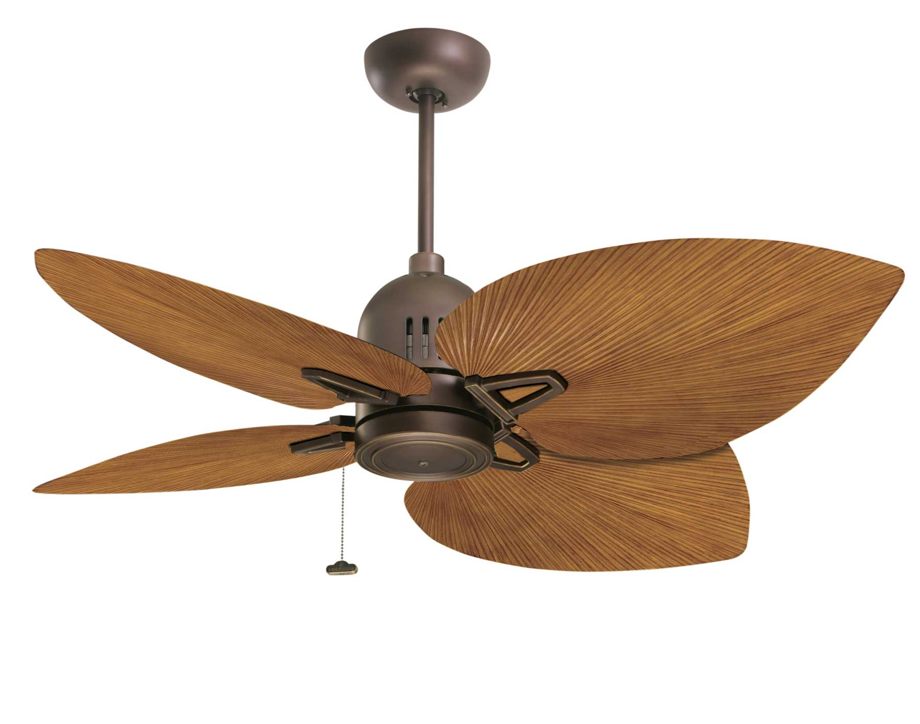 Palm Leaf Ceiling Fan With Light Wanted Imagery