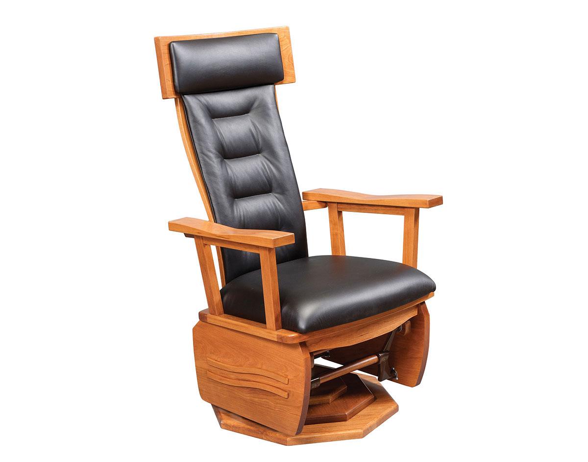sc 1 st  Fifthroom.com & Faulkner Swivel Glider Chair