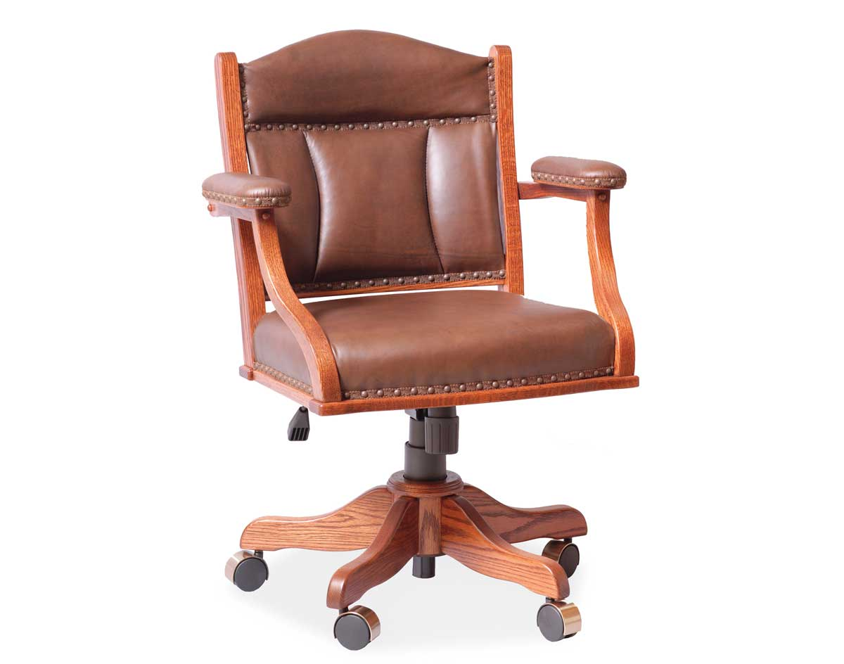 Madison Low Back Desk Chair
