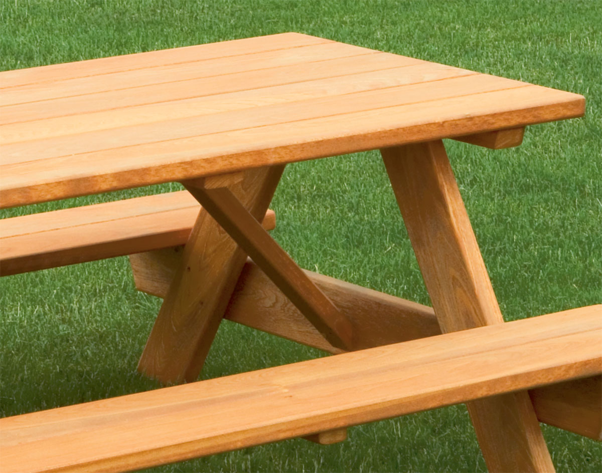 Kids picnic table - Cypress Kids Picnic Table