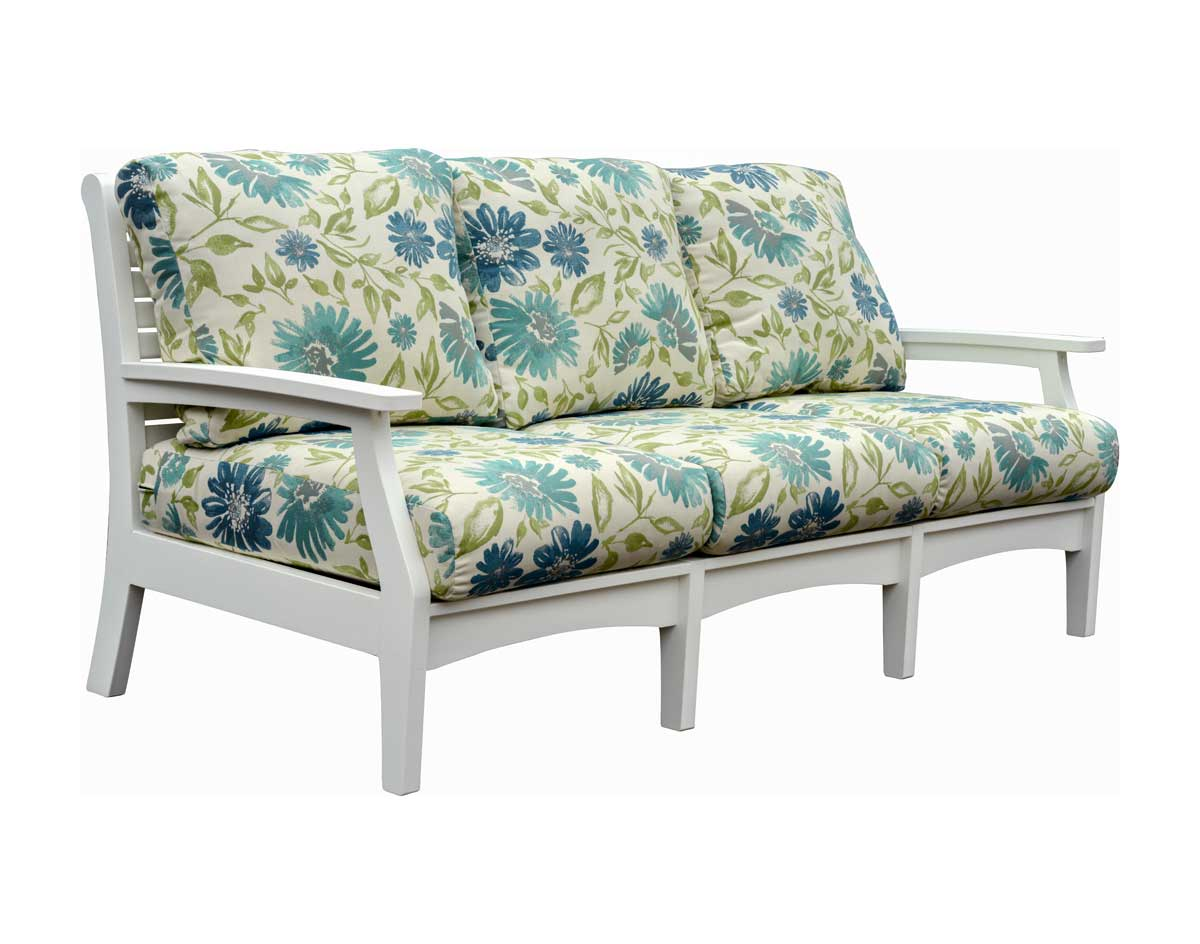 Poly Lumber Classic Terrace Sofa wSunbrella Cushions : Poly Wood Classic Terrace Sofa Sunbrella Cushions A from www.fifthroom.com size 1200 x 944 jpeg 78kB