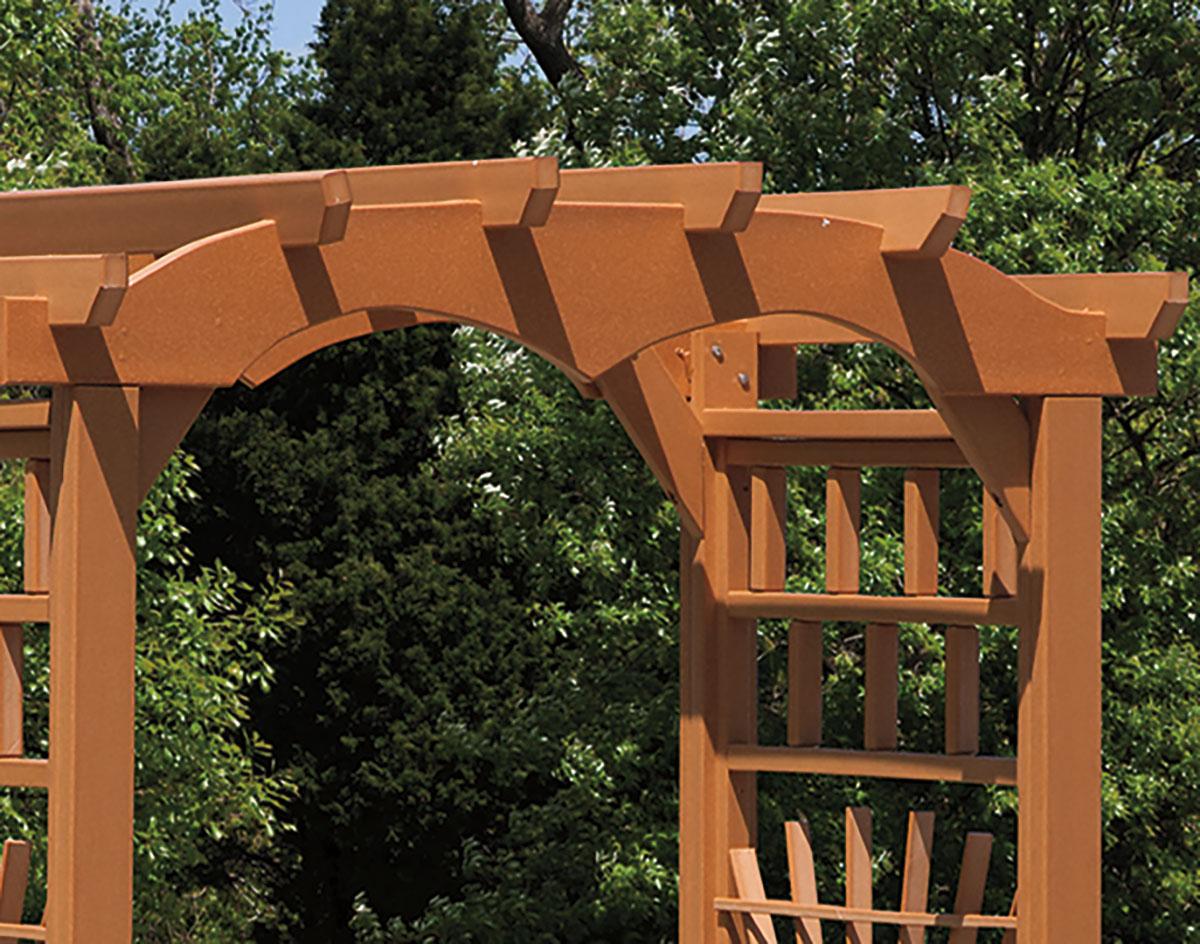Poly Lumber Tivoli Arbor