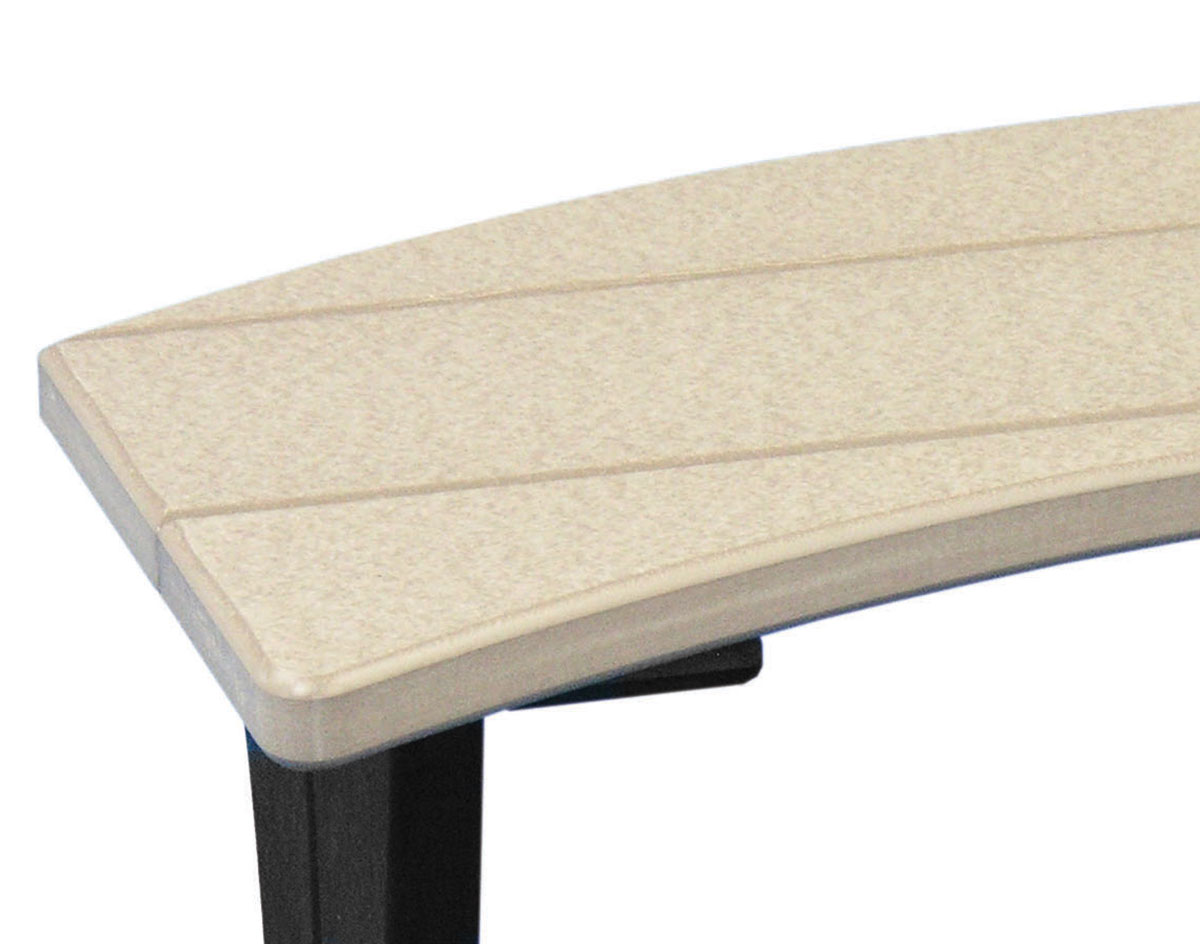Poly Lumber 28 Table Bench