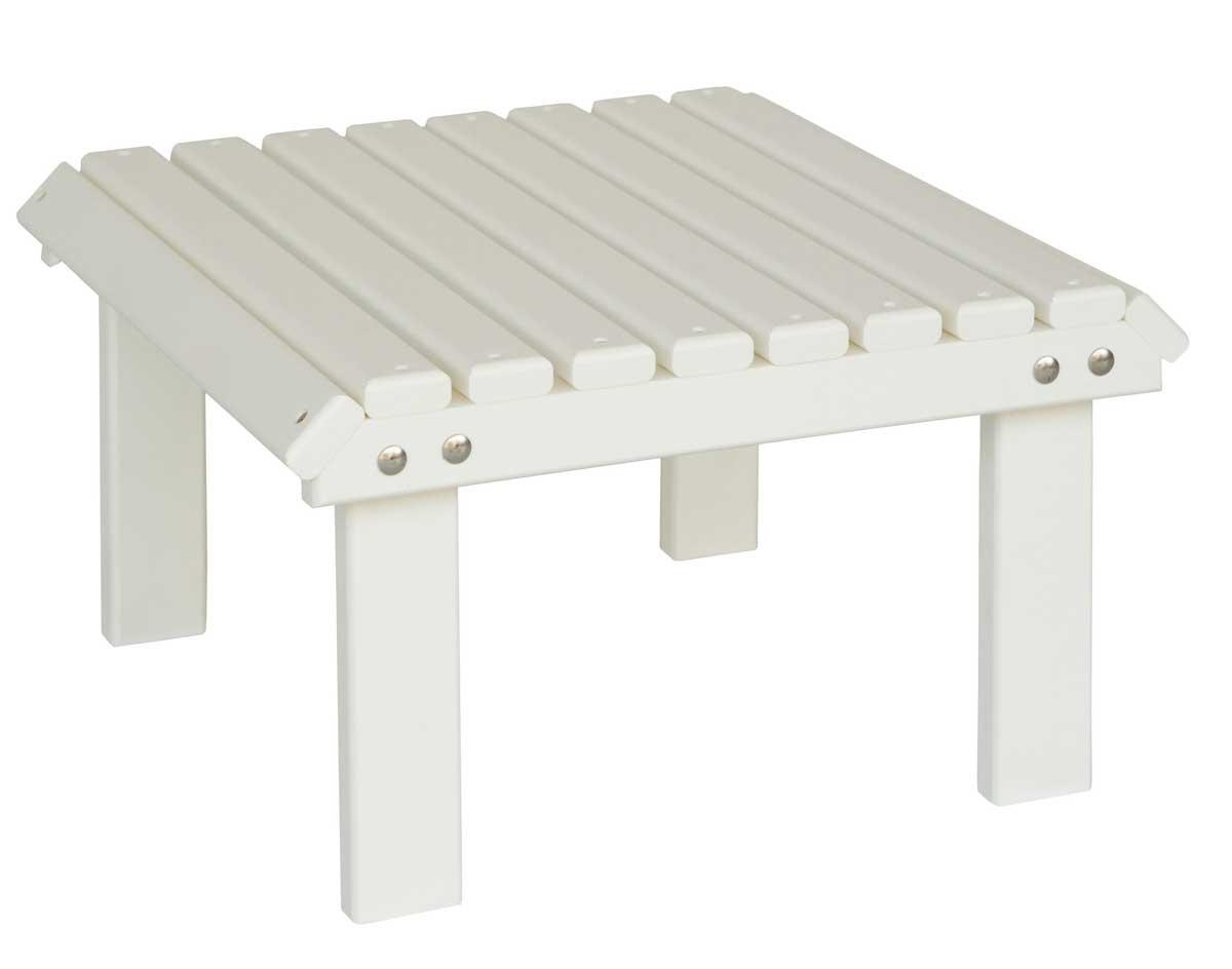 Poly Lumber Footstool