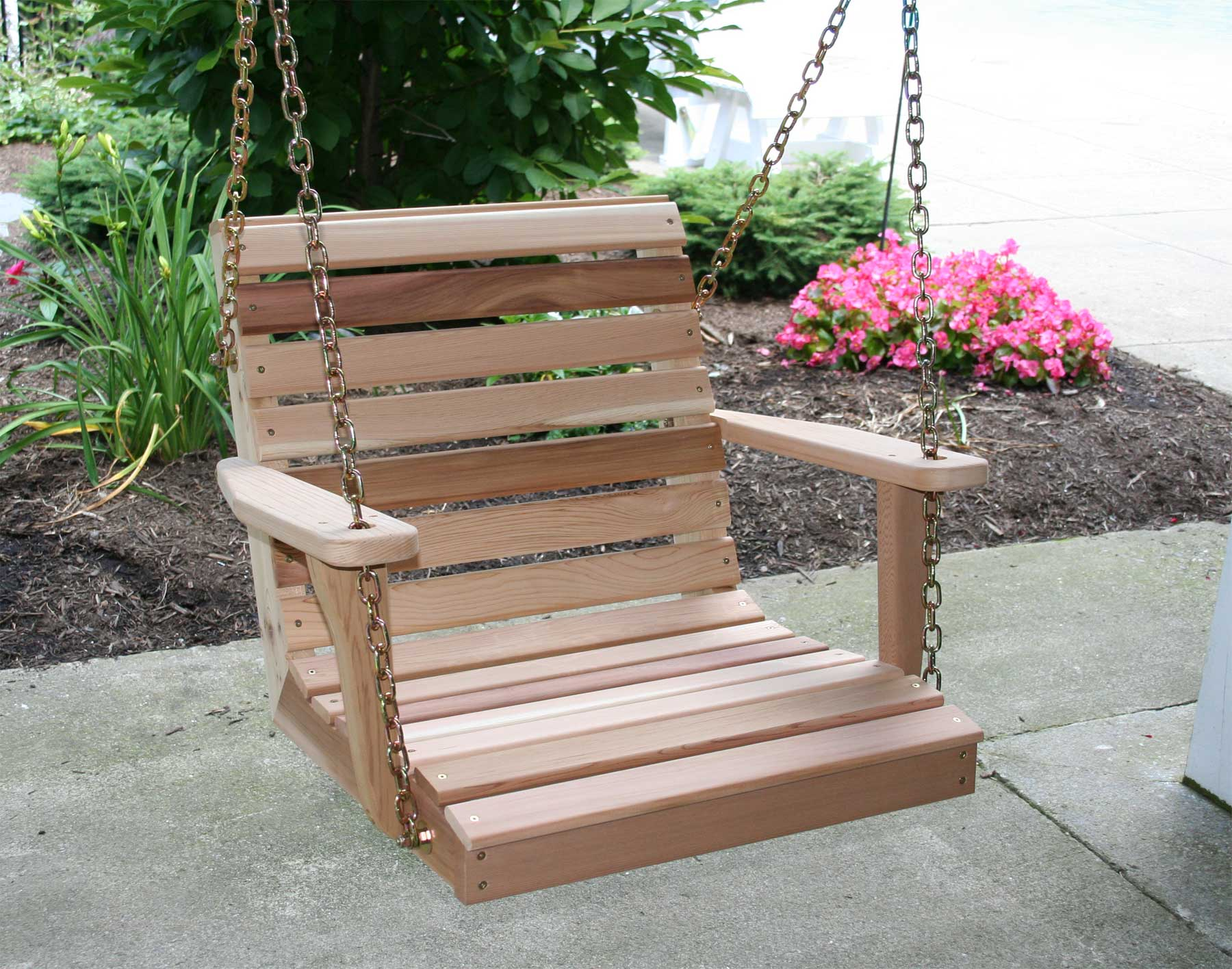 Red Cedar American Classic Porch Swing