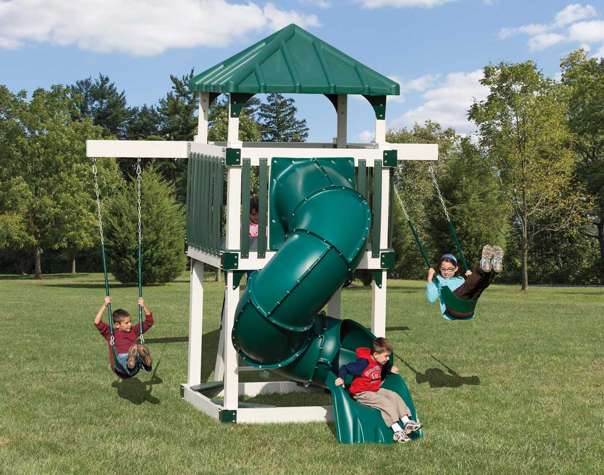 Space Saver Playset
