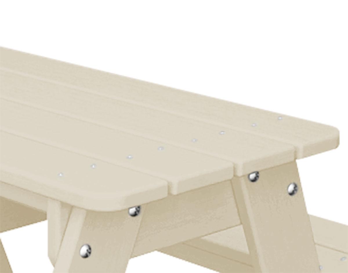 POLYWOOD Kids Picnic Table - Polywood kids picnic table