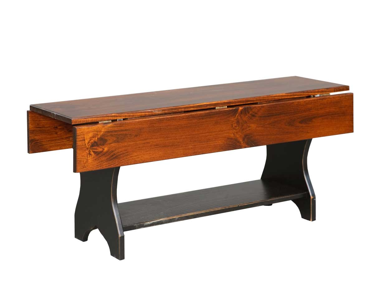Vintage Drop Leaf Coffee Table