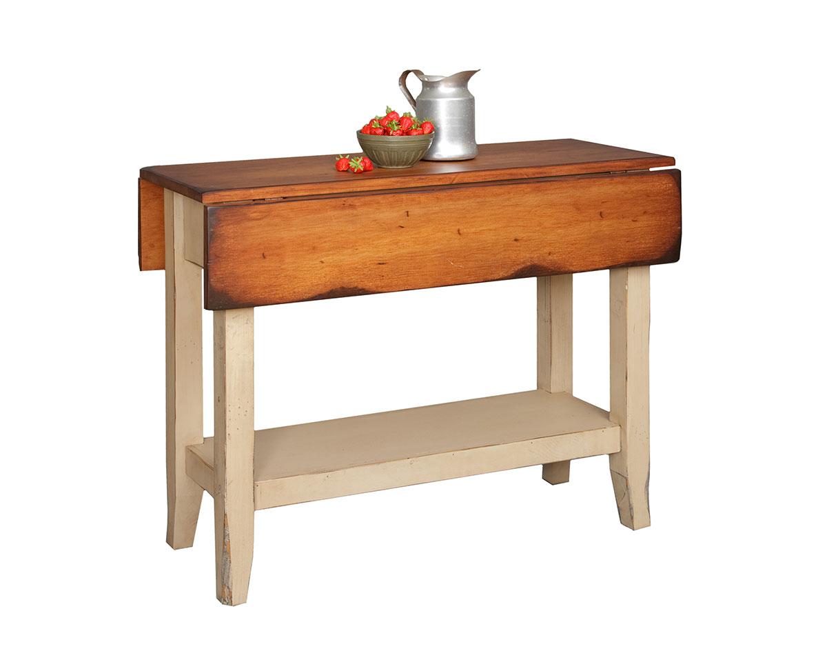 Vintage Kitchen Island Work Table