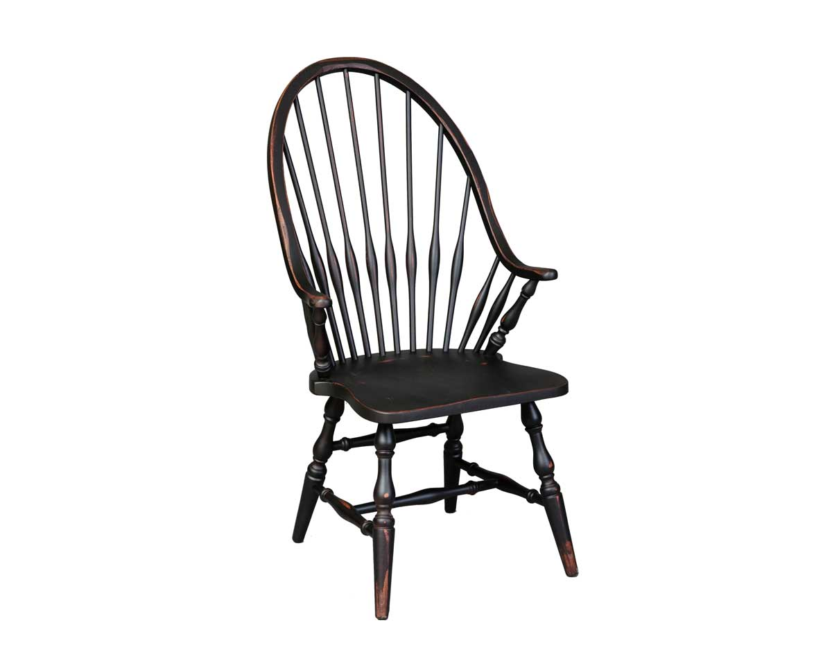 Windsor Arm Chairs ~ Vintage windsor arm chair