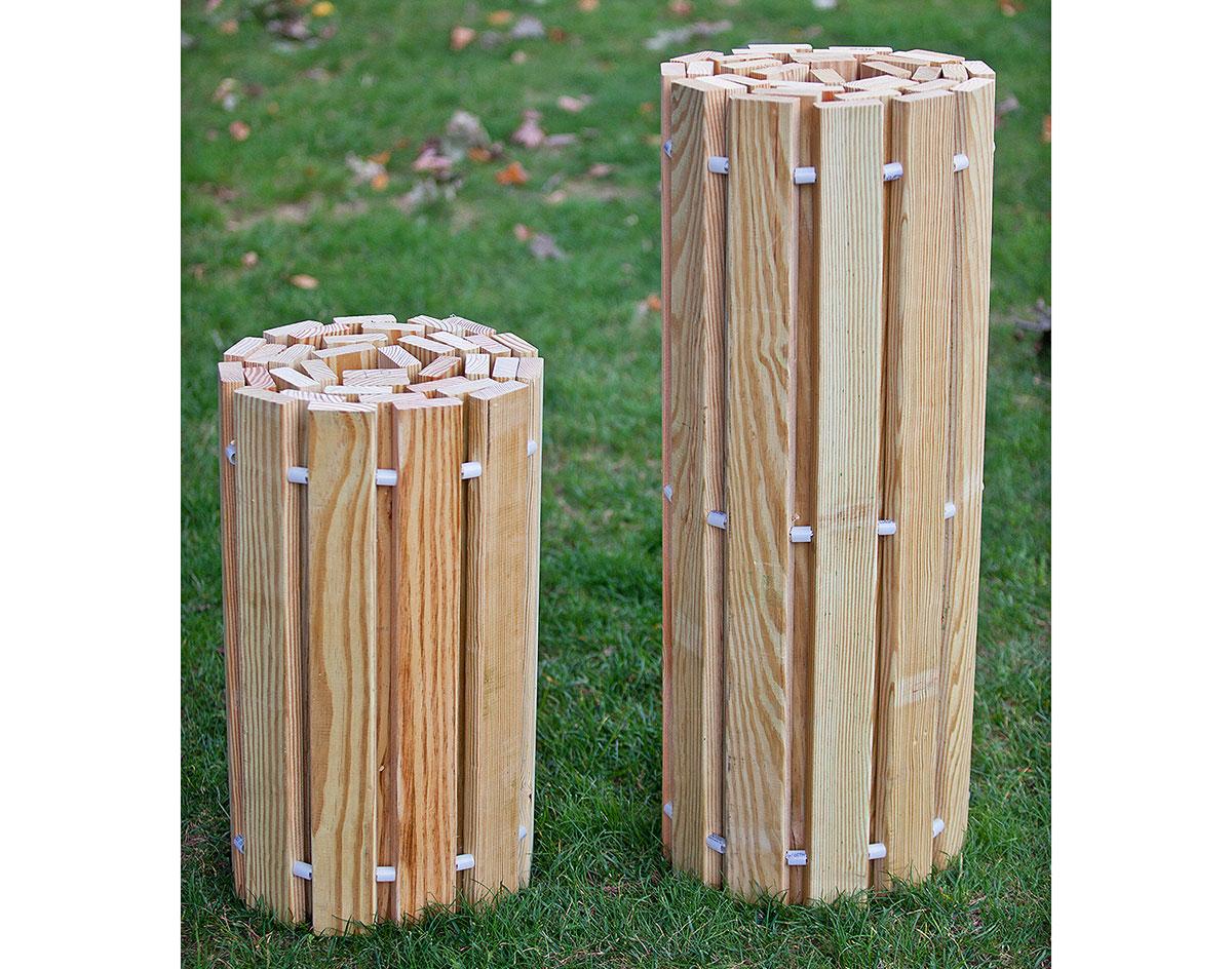 Genial 3 Wide Treated Pine Roll Up Walkway