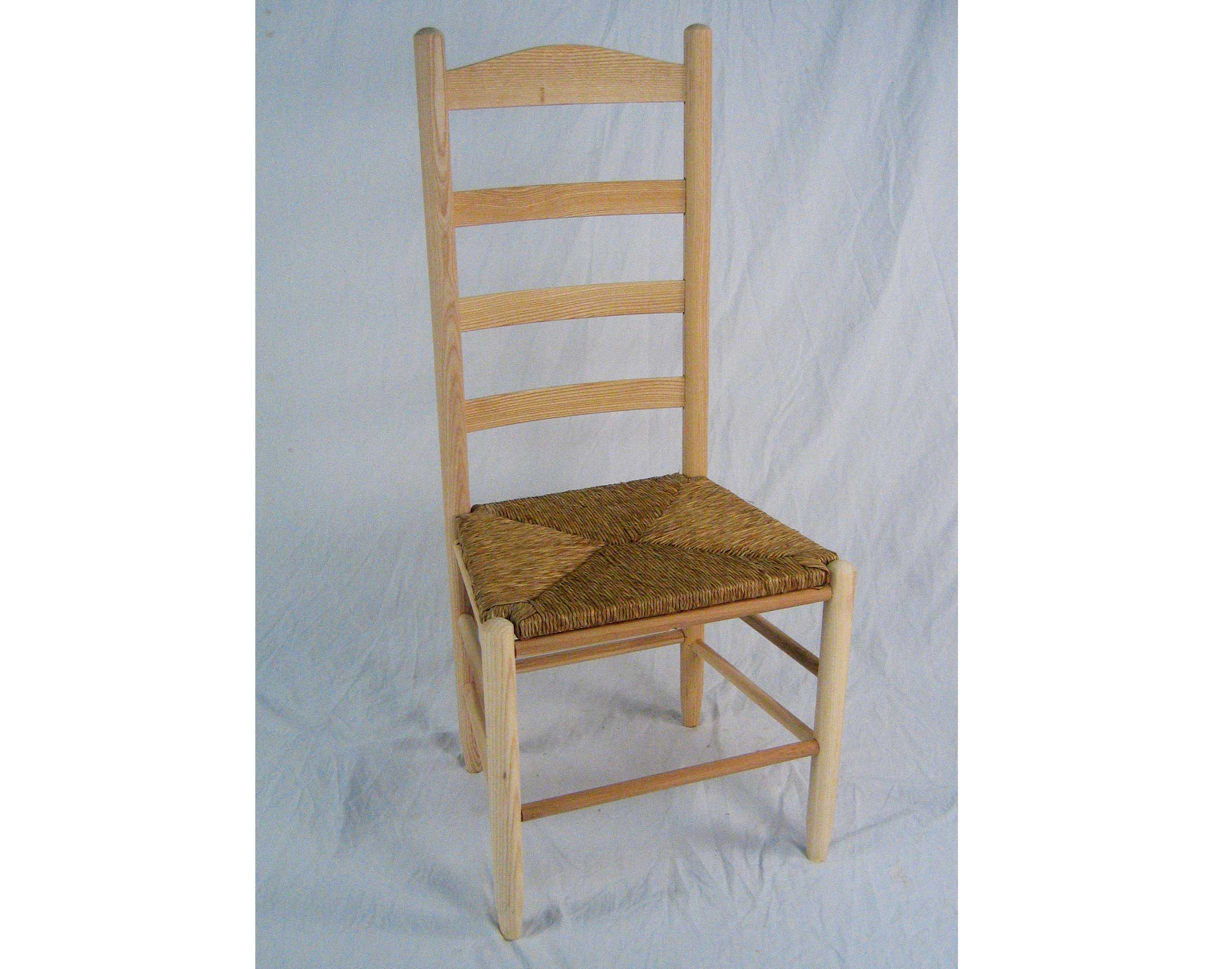 Ash ladder back chair Ladder back chairs